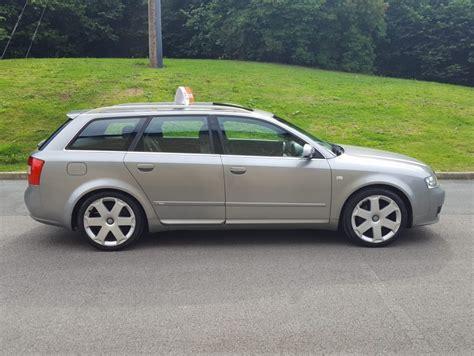 Audi A4 1 9 by 2004 Audi A4 Avant 1 9 Tdi S Line Sport Quattro 5dr