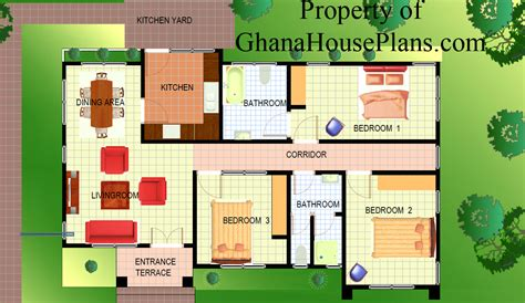 house designs and floor plans in nigeria ghana house plans and nigeria plan first floor 4 bedroom