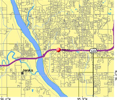 tulsa zip code map tulsa county zip code map image search results