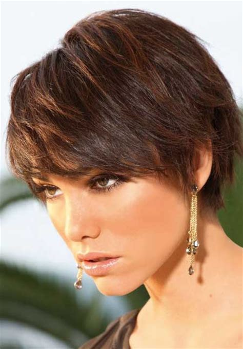 short trendy haircuts short hairstyles 2016 2017