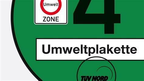 Motorrad Umweltzone by Umweltplakette Und Umweltzonen Auto Motorrad Caravan