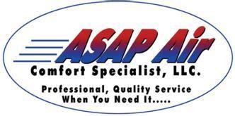 comfort specialist asap comfort specialist llc tucson az 85746 homeadvisor
