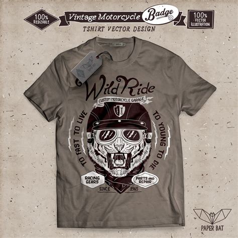 Tshirt Motorcycle Vintage vintage motorcycle t shirts review about motors