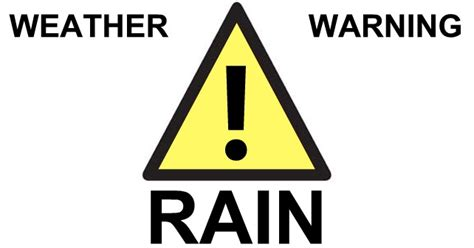 weather warning as heavy rain persists 97 3 apple fm