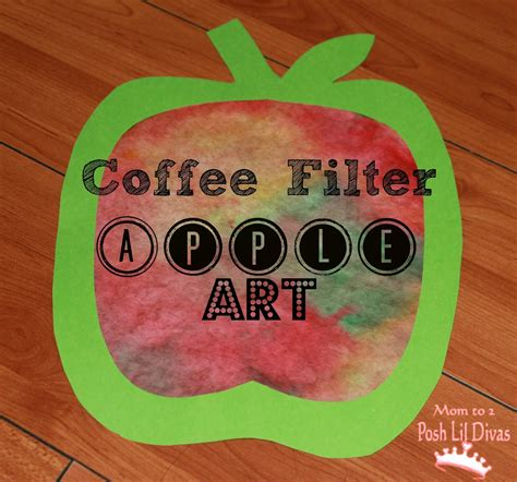 apple craft projects what you need