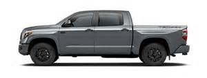 toyota tundra colors 2017 toyota tundra exterior colors and accessories
