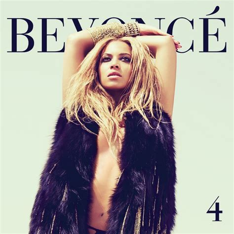 Beyonce On The Cover Of by Beyonce 4 The Official Album Cover Beyonce Photo