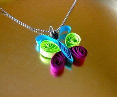 Paper Kammal - 1000 images about quilled jewelry earrings necklaces