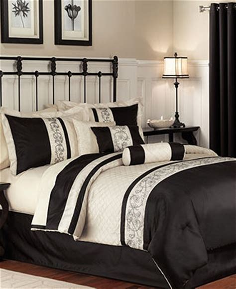cream and black bedding 15 must see black comforter sets pins black comforter black bedding and black beds