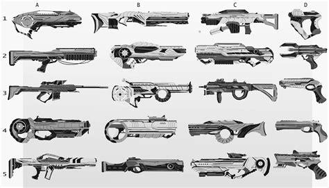 gun designs gun design 2 jpg 4000 215 2287 sci fi weapon pinterest
