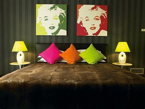 pattern decoration art movement 18 chic interior designs inspired by pop art