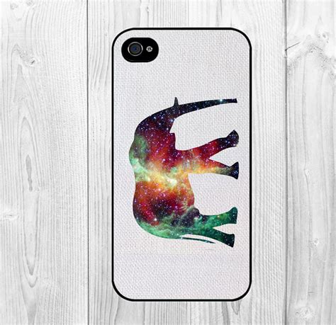 Iphone 5 5s Soft Jacket Lucu Animal Japan Scenery galaxy sky elephant animal pattern snap on protective cover for apple iphone 4 4s