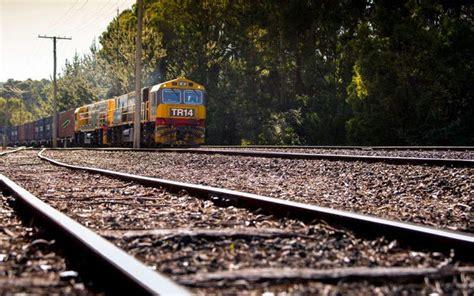 tasmanian freight rail revitalisation programme tfrrp railway technology