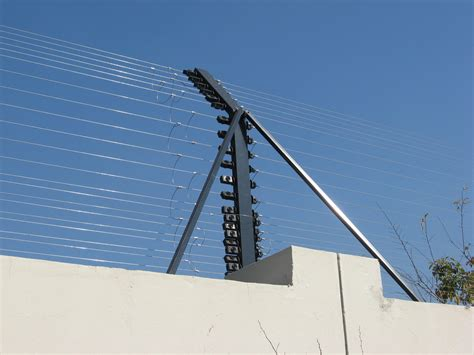 Home Security Electric Fence Security