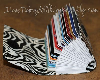 how to make a duct card holder credit card wallet out of small envelopes and duct