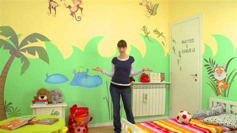 Winnie The Pooh Stickers For Walls decorazioni per la cameretta come una giungla parte 2