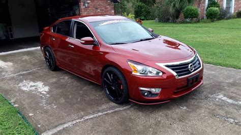 2016 nissan altima modified rons 2013 nissan altima modified updated nismo 20s ruff