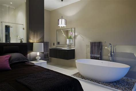 design for the bathtubs in the bedroom