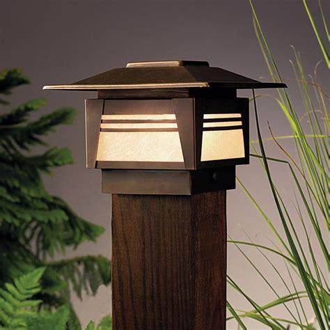 solar lights for deck posts minimalist solar deck post lights med home design posters