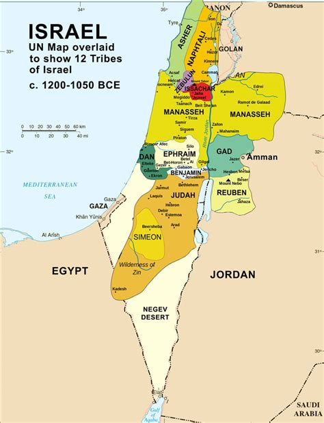 biblical map of israel the doctor the about the arab israeli conflict