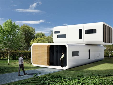 prefab homes prefab modular living units by coodo germany