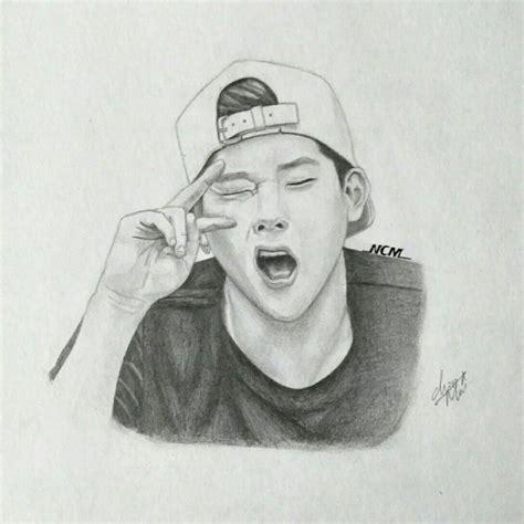 Drawing X by Monsta X Joo Heon By Ncm Xx On Deviantart