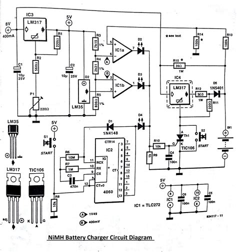 circuit diagram for aa size battery charger circuit diagram circuit and