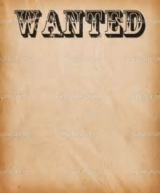 wanted poster background powerpoint backgrounds for free