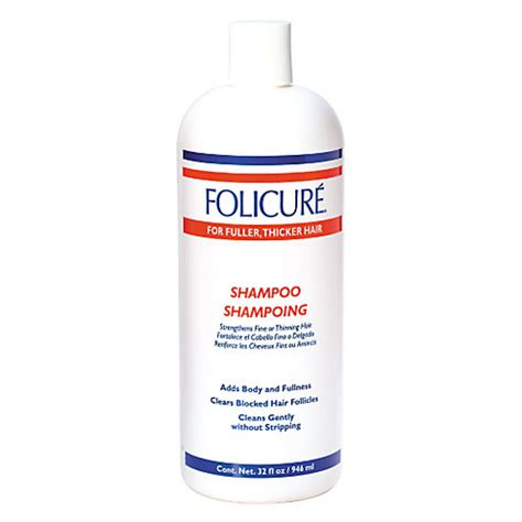 sallys hair loss product folicure shoo