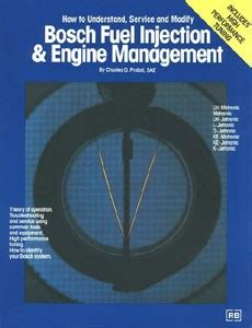 Bosch Fuel Injection Amp Engine Management Book Gfib
