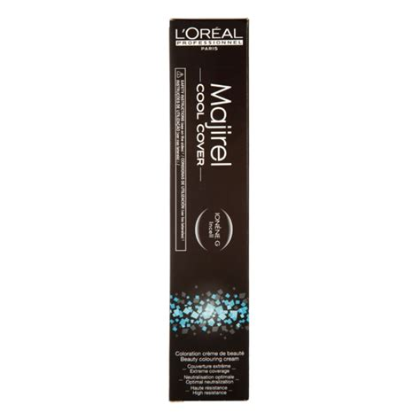 l oreal professionnel majirel cool cover hair color price in india buy l oreal professionnel l or 201 al professionnel majirel cool cover hair color notino co uk