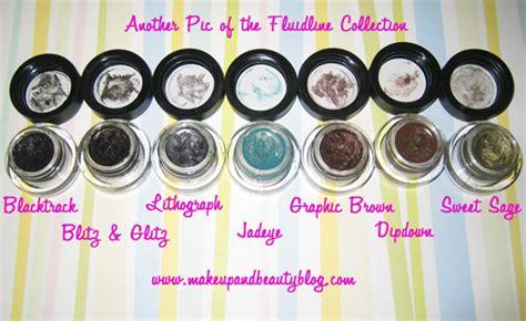 Mac Fluidline Eyeliner mac fluidline liner a major obsession makeup and
