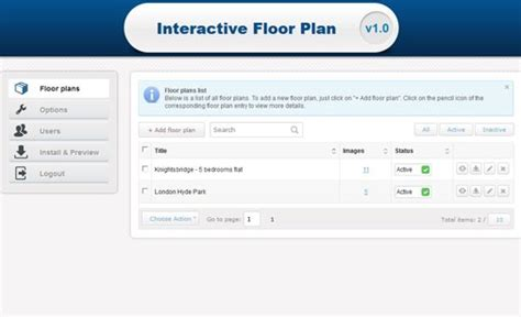 interactive floor plan software interactive floor plan interactive map software phpjabbers