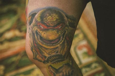 20 Sweet Tattoos We Saw At Spooky Empire Sweet Tattoos For