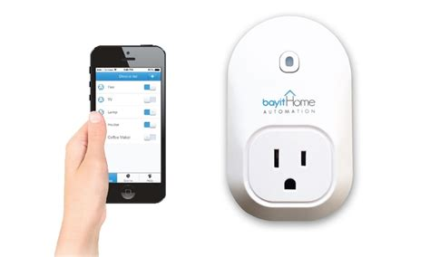 bayit home automation controller groupon goods