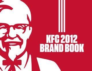 logo kfc delivery kfc brand book brand book brand guidelines and brand identity