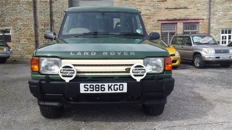 land rover discovery tdi 1998 land rover discovery 300 tdi manual heritage coniston
