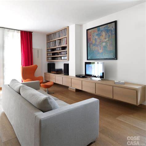 ingresso soggiorno arredare awesome luarredo soggiorno sfrutta le pareti lunghe