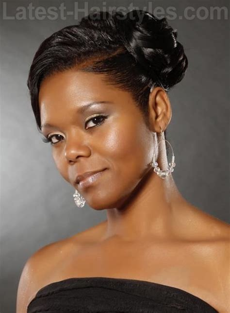 african american side braided hairstyles 12 glamorous wedding hairstyles for african american women
