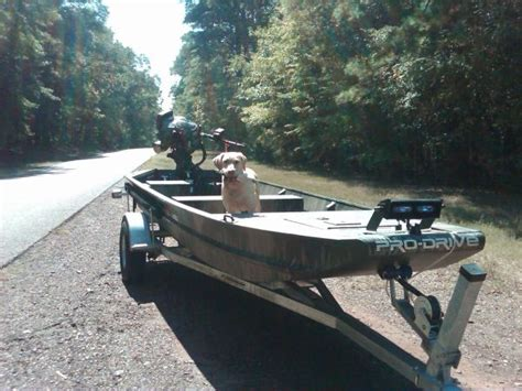 used duck hunting boats for sale in north carolina pro drive duck boats for sale