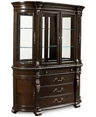 Curio Cabinets Macy S China Cabinets And Curios Macy S