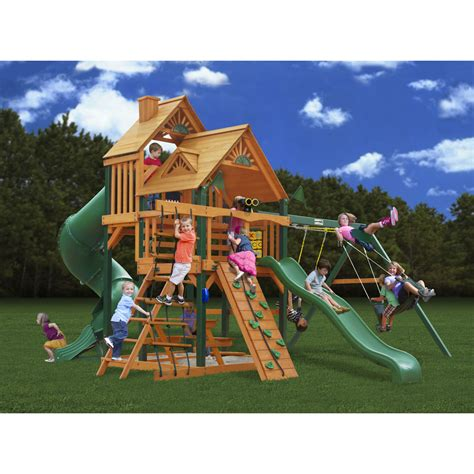 beautiful decoration outdoor kids playset for hall decorating awesome gorilla swing sets for kids play yard