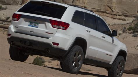 2013 Jeep Grand Trailhawk For Sale 2013 Jeep Grand Trailhawk Review Notes Autoweek
