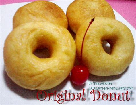 Sandal Jepit Kreasi Motif Donat donut kreasi menu dapurku