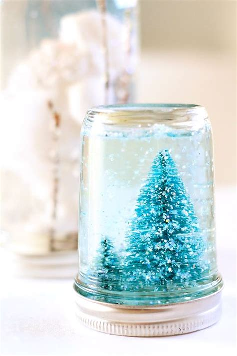 diy decorations snow globe 9 diy snow globes to whimsify winter weddings onewed