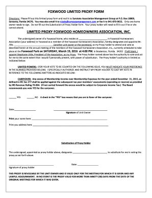 Proxy Form Template Homeowners Association Fill Out Online Forms Templates Download In Word Proxy Form Template Homeowners Association
