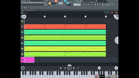 tutorial fl studio ipad how to make a hi hat roll full tutorial fl studio mobile