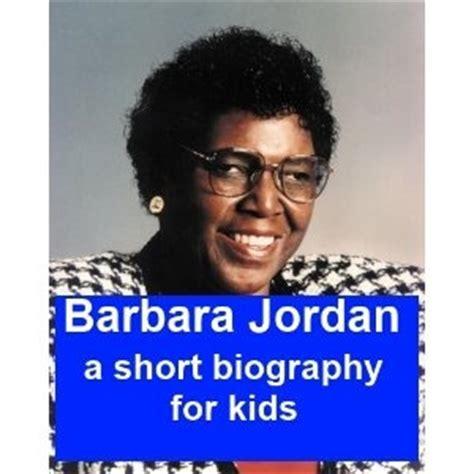 short biographies for kids on pinterest biography barbara jordan a short biography for kids kindle