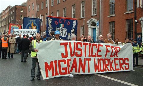 trade unions and migrant workers new contexts and challenges in europe ilera publication series books trade unions and migrant workers indymedia ireland