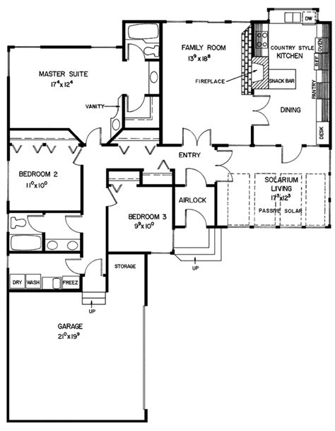 modern ranch floor plans veneto contemporary ranch home plan 085d 0274 house plans and more